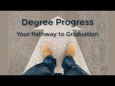 Using Your Degree Progress Report in myMadisonCollege
