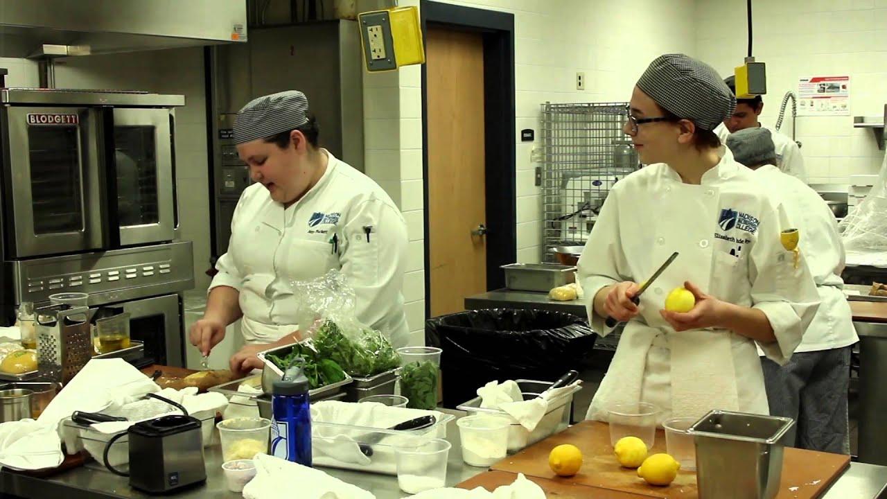 Paul Short - Madison College Culinary Arts